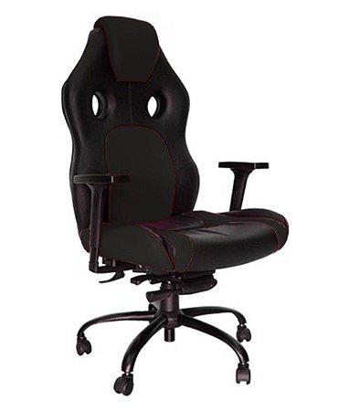 Cadeira Gamer para Escritório Linha Gamer Racing Preto