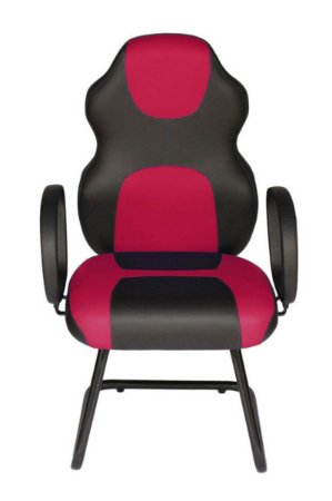 Cadeira Gamer Interlocutor Linha Gamer Racing Rosa