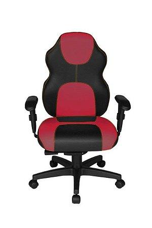 Cadeira Gamer Diretor Linha Gamer Racing Rosa