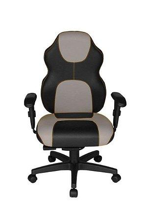 Cadeira Gamer Diretor Linha Gamer Racing Cinza