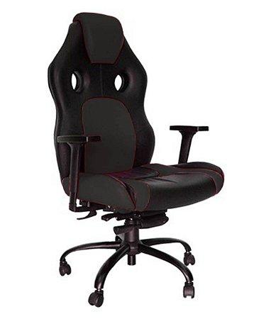 Cadeira Gamer para Escritório Linha Gamer Racing Marrom