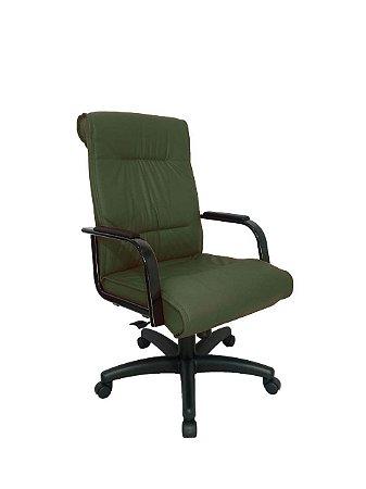 Cadeira Diretor para Escritório Linha Itália Verde