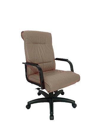 Cadeira Diretor para Escritório Linha Itália Bege