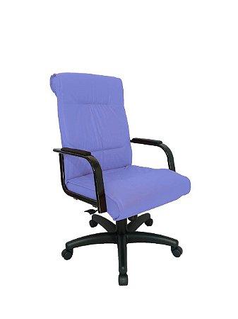 Cadeira Diretor para Escritório Linha Itália Azul