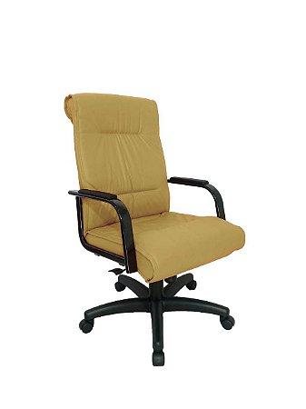 Cadeira Diretor para Escritório Linha Itália Amarelo