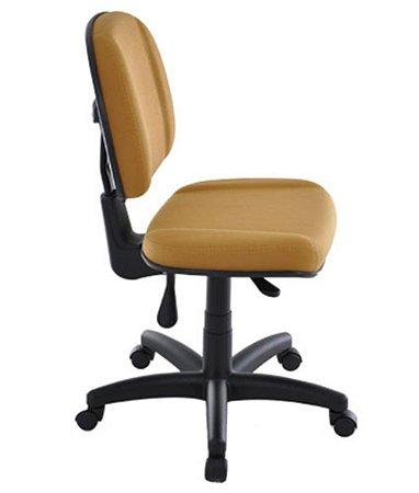 Cadeira Gerente com Back System Linha Classic Amarelo