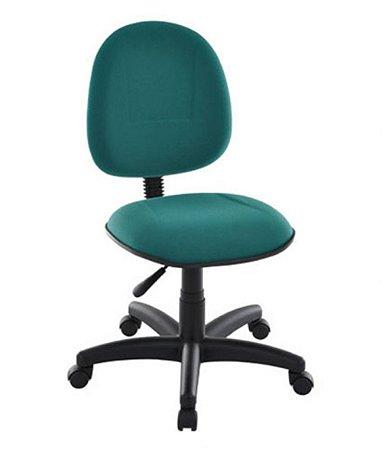 Cadeira Executiva com Base Giratória Linha Office Plus Verde