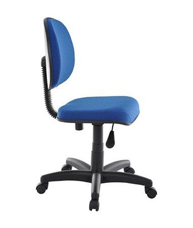 Cadeira Executiva com Base Giratória Linha Robust Azul