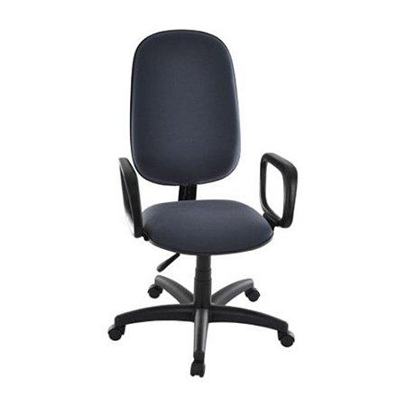 Cadeira Presidente com Braços Linha Uno Cor Verde