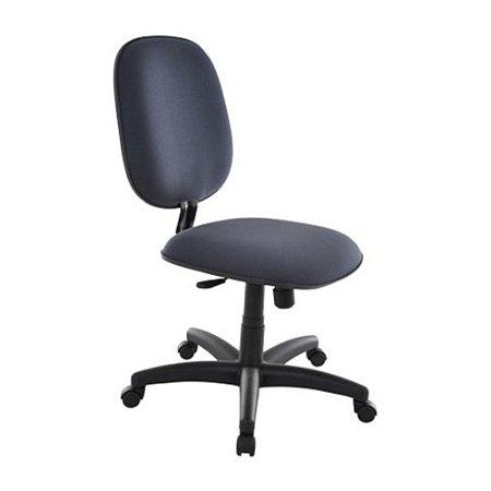 Cadeira Diretor sem Braços Linha Uno Preto