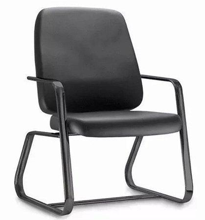 Cadeira para Obesos até 200kg Linha Obeso Preto