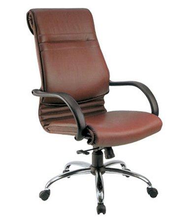 Cadeira Presidente Luxuosa Linha Chief Marrom