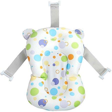 Almofada de Banho Para Bebê Estampada