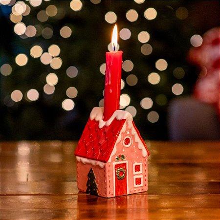 Casinha dos Confeitos Pink Christmas