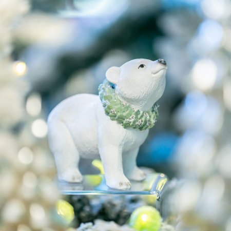 Urso Polar Resina