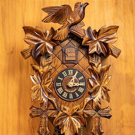 Relógio Cuco Tradicional Eletrônico