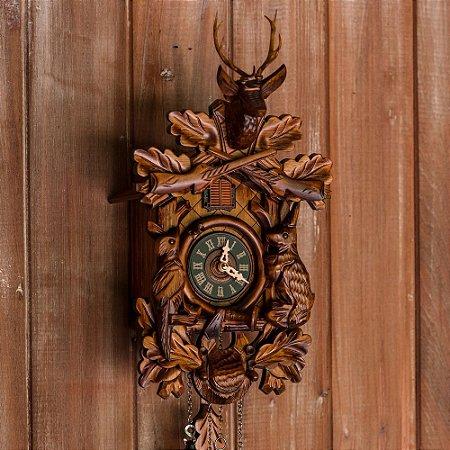 Relógio Cuco Silvestre Eletrônico