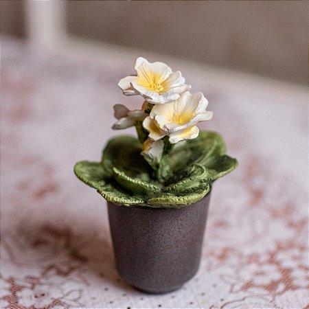 Flor Primaveril Homedecor Resina Garden