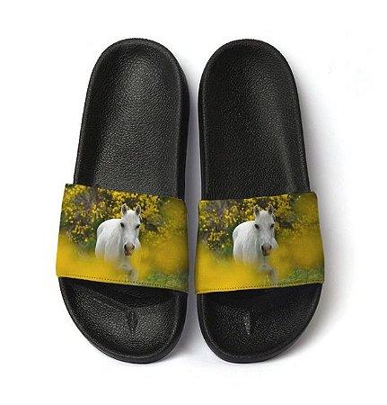 Chinelo Slide - Cavalo Primavera - Masculino
