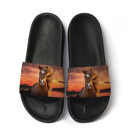 Chinelo Slide - Cavalo Verão - Masculino