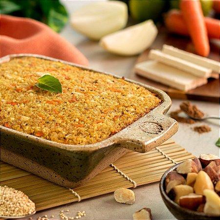 Quibe Vegetariano - 300g/334Kcal