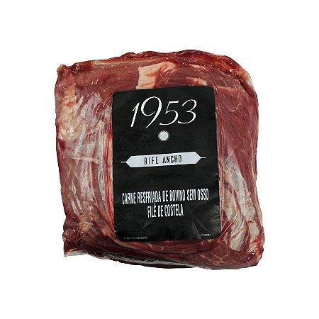 Bife Ancho Bovino Angus 1953 (Filé Costela) Resfriado 1800g