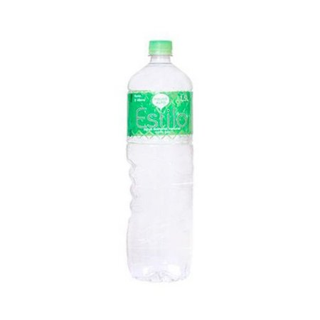 Água Mineral com Gás Estilo 1,5 Litros