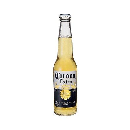 Cerveja Corona Lager Long Neck 330ml
