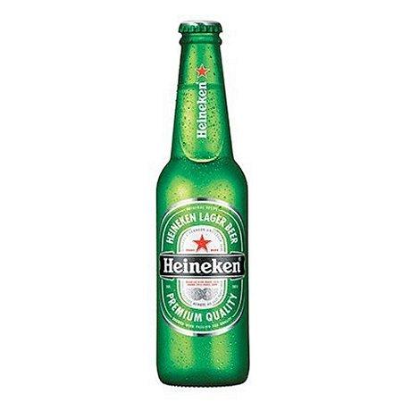 Cerveja Holandesa Heineken Lager Long Neck 330ml