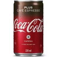 Coca Cola Plus Café Espresso 220ml