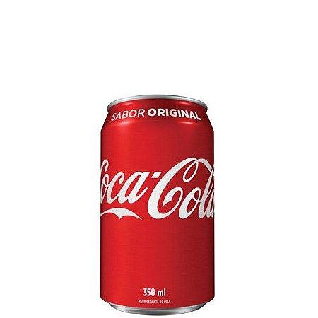 Coca Cola Tradicional 350ml