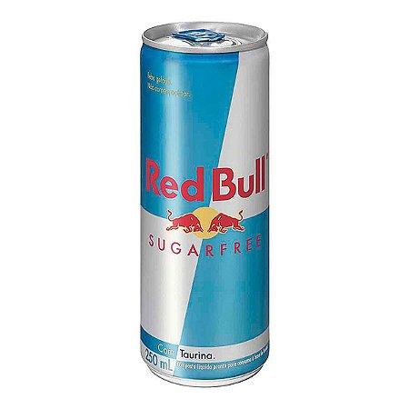 Energetico Red Bull Sugar Free 250ml
