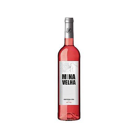 Vinho Português Mina Velha Rose 750ml