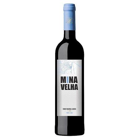 Vinho Português Mina Velha Tinto 750ml