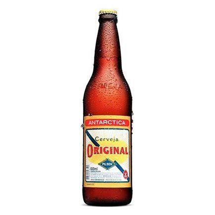 Cerveja Antarctica Original Pilsen 600ml