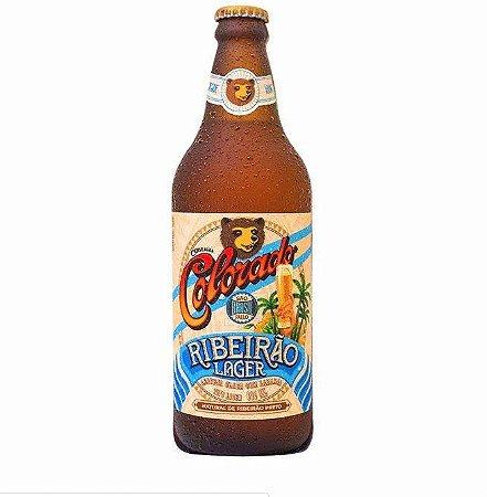 Cerveja Colorado Ribeirao Lager 600ml