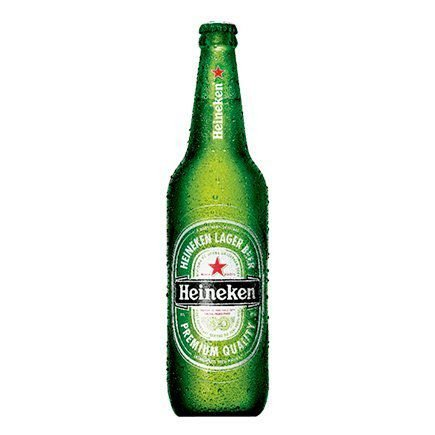 Cerveja Holandesa Heineken Lager 600ml