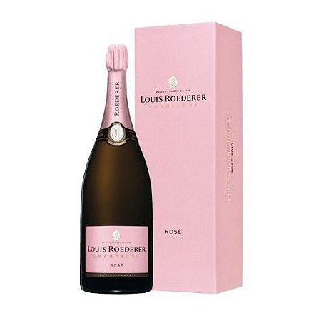 Champagne Francesa Louis Roederer Brut Rose 750ml