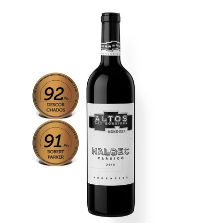 Vinho Argentino Altos Las Hormigas Classic Malbec 750ml