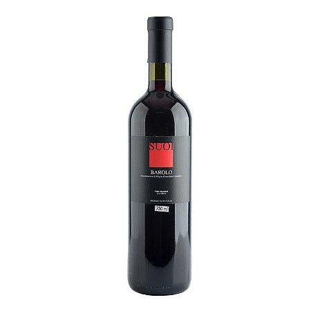 Vinho Italiano Barolo Suoi Docg 750ml