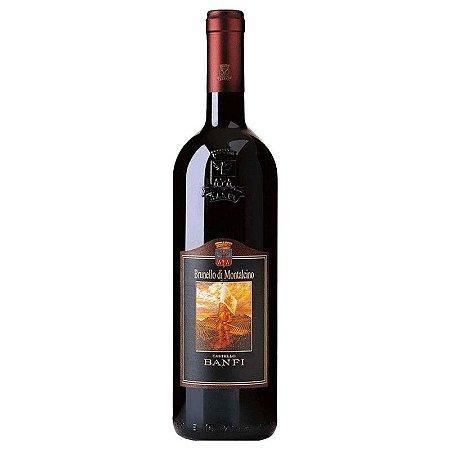 Vinho Italiano Brunello D Montalcino Tinto 750ml