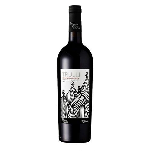Vinho Italiano Trulli Primitivo di Manduria Tinto 750ml