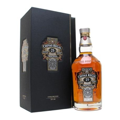 Whisky Escocês Chivas Regal 25YO 700ml