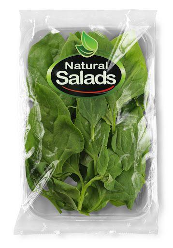Espinafre Natural Salads JFC 130g