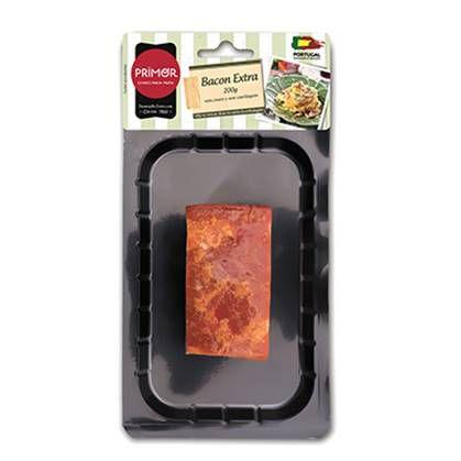 Bacon Português Primor Extra 200g
