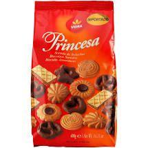 Biscoito Português Vieira Princesa Sortido 400g