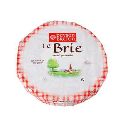 Queijo Brie Francês Paysan Breton Fracionado 200g