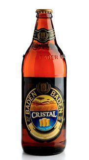 Cerveja Nacional Baden Pilsen Cristal 600ml