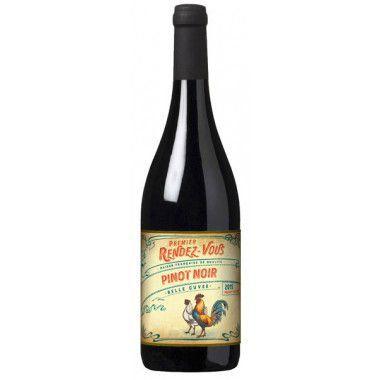 Vinho Francês Premier Rendez Vous Pinot Noir 750ml