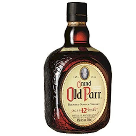 Whisky Escocês Old Parr 1Litro